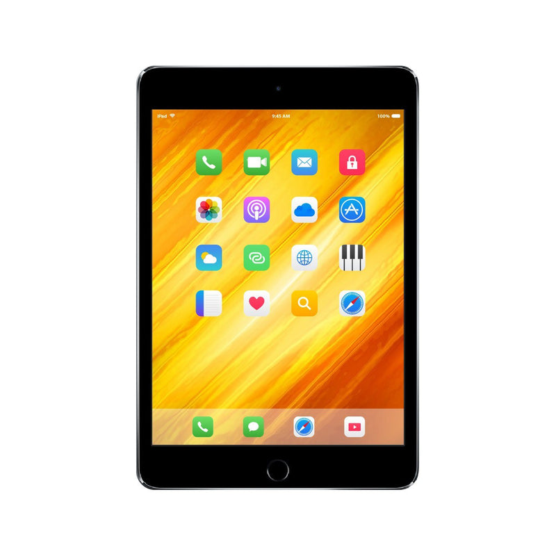 Apple iPad Mini 4 16GB / 32 GB / 64GB / 128GB - (Refurbished Condition)
