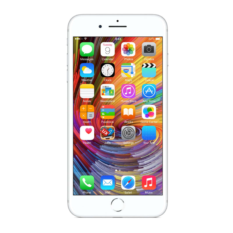 Apple iPhone 8 64GB / 128 GB / 256GB (Refurbished-Excellent condition)