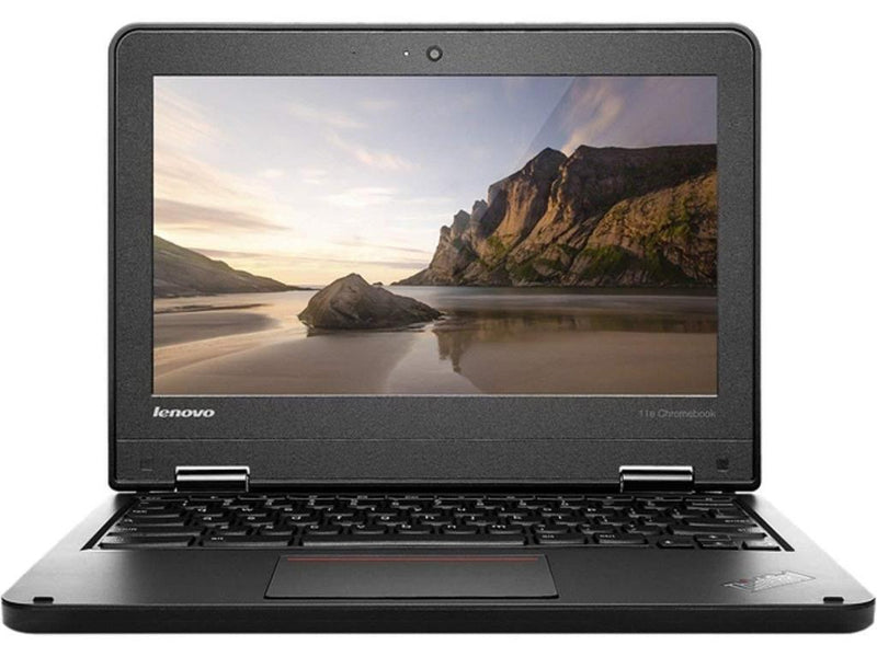 "Lenovo ThinkPad 11e 11.6"" LED Chromebook Laptop"