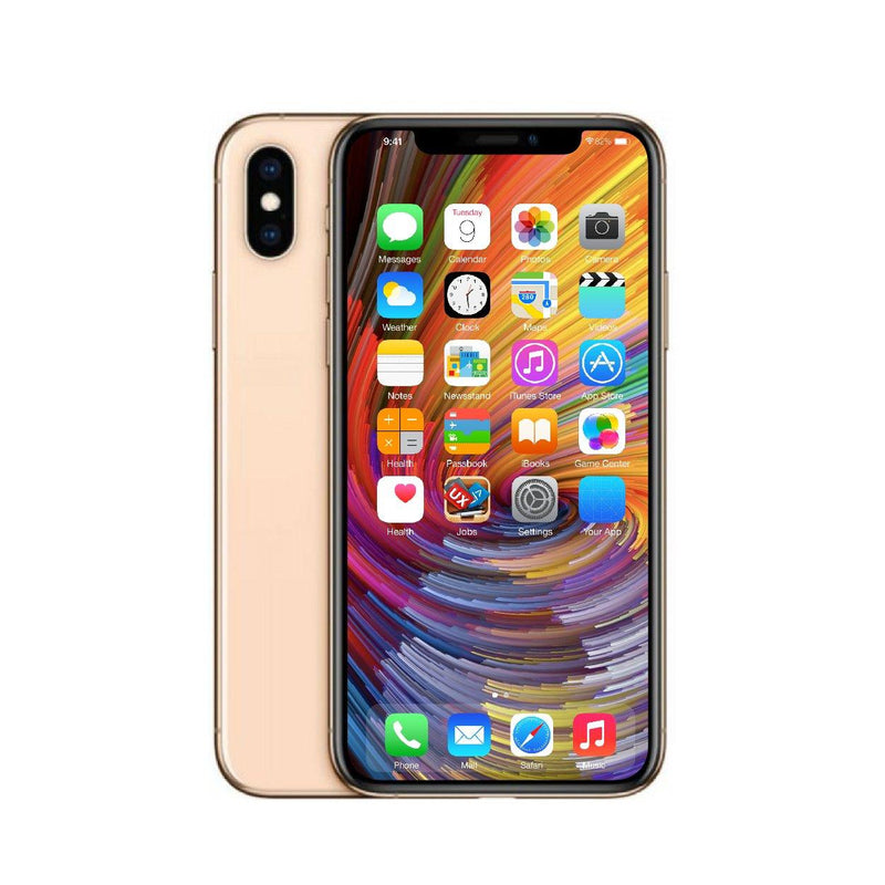Apple iPhone XS Max 64 GB / 256GB / 512 GB (Refurbished Scratch and Dent)