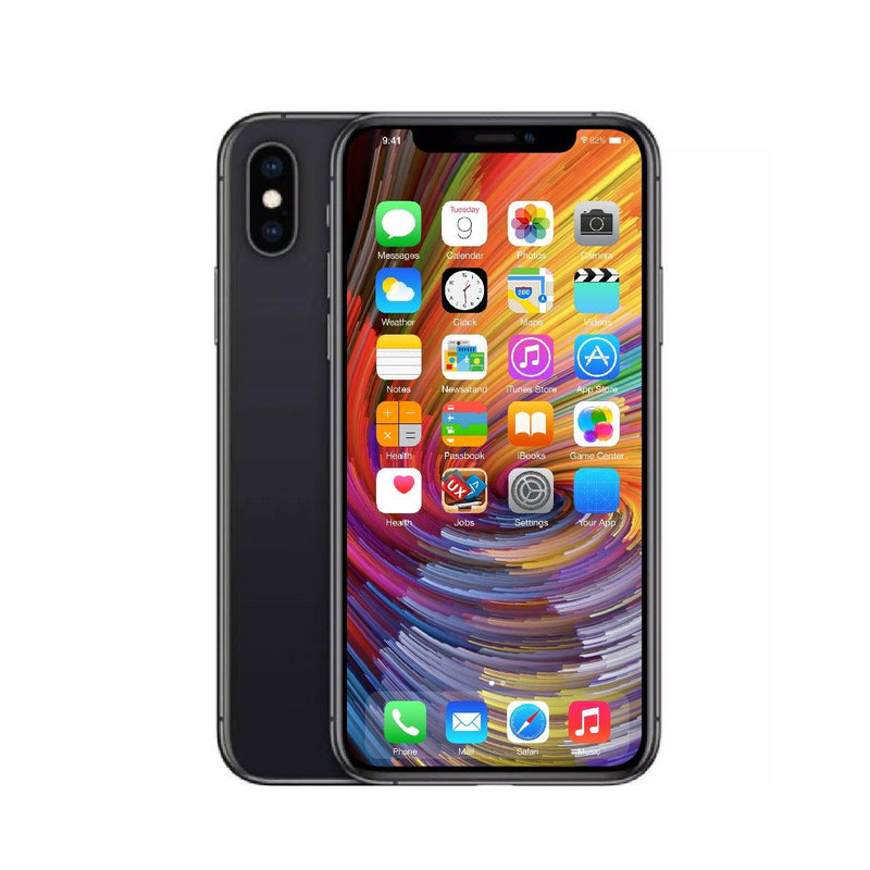iPhone X (Unlocked) Acceptable-Fair Condition