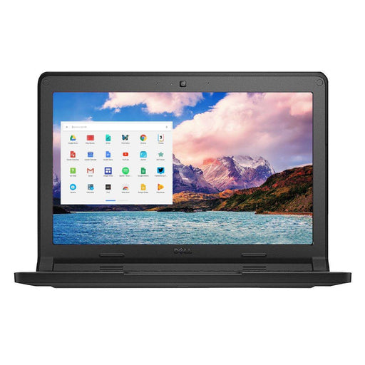 Refurbished  Dell Chromebook 3120 Black