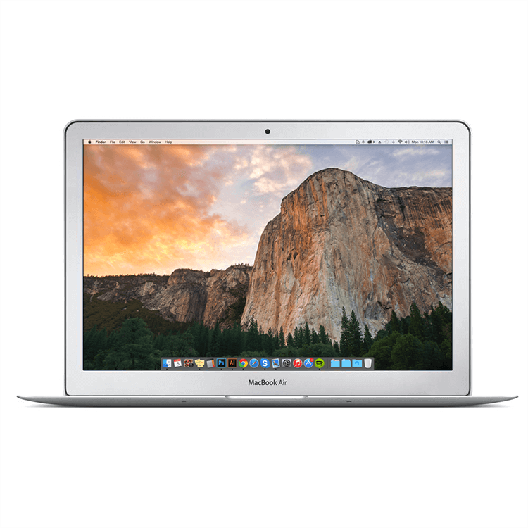 "Refurbished Apple MacBook Air 13"" i5 2013 [1.3] [128GB] [4GB] MD760LL/A"