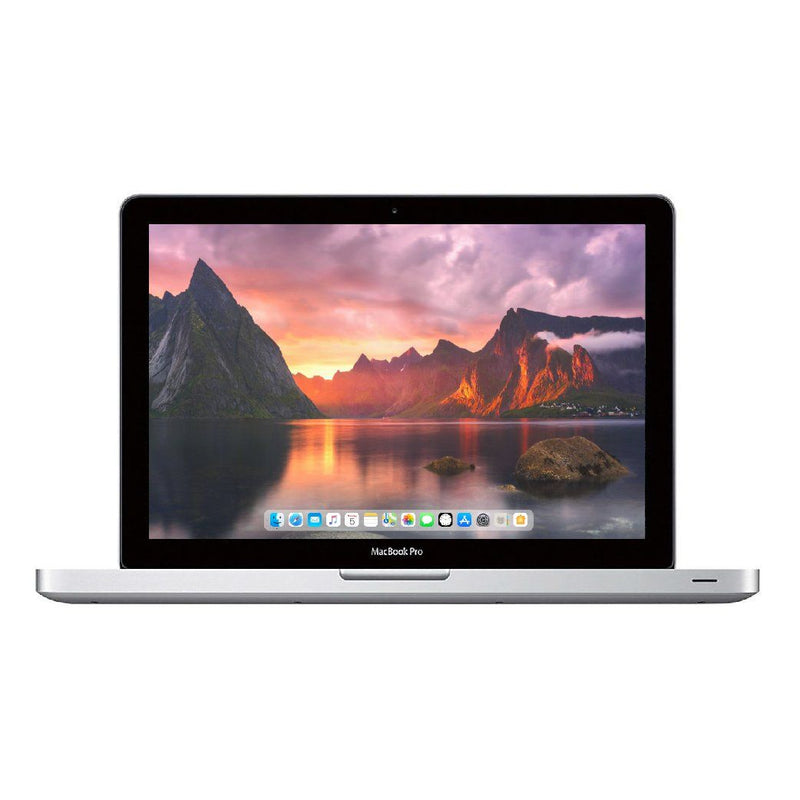 "Apple Macbook 13"" (Late 2008) Intel Core 2 Duo MB467LL/A Silver"