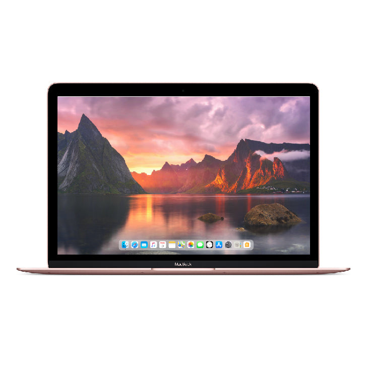 "Apple Macbook (MNYF2LL/A) 12"" Retina Intel Core m3 256GB - Rose Gold (Mid 2017)"