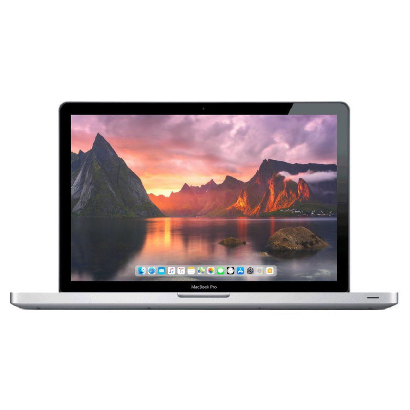 "Apple Macbook Pro 15"" (Late 2011) Intel Core i7 MD322LL/A Silver Scratch & Dent/C-Minus"