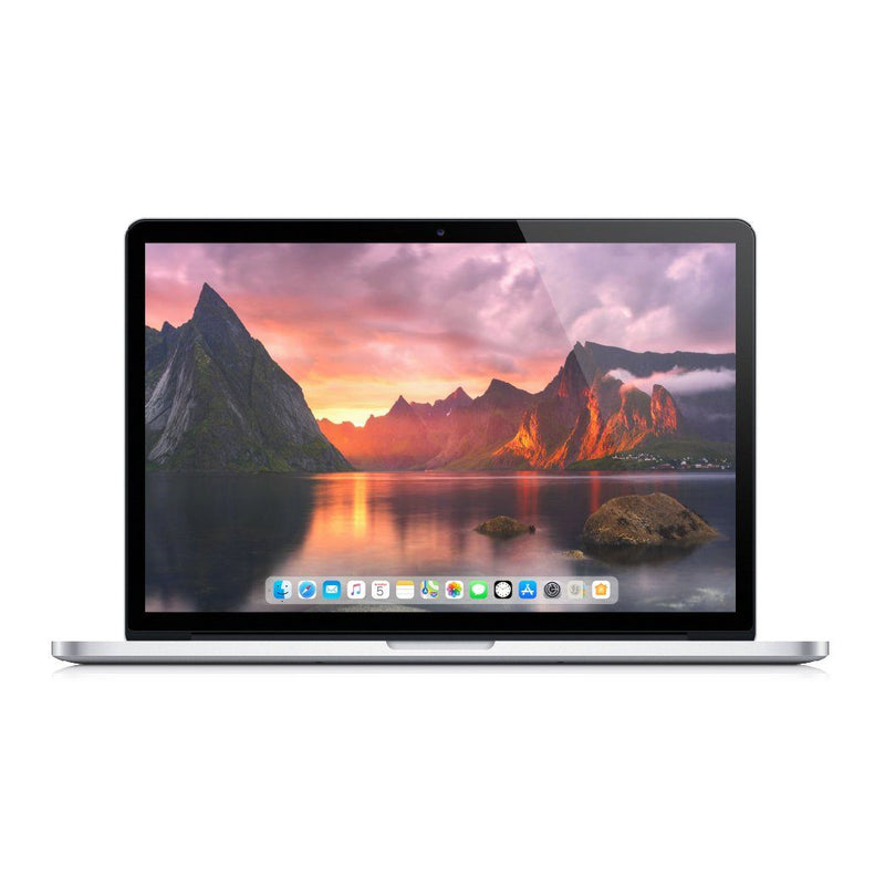 Apple Macbook Pro 15 Intel Core i7 MGXC2LL/A Silver- (2014)