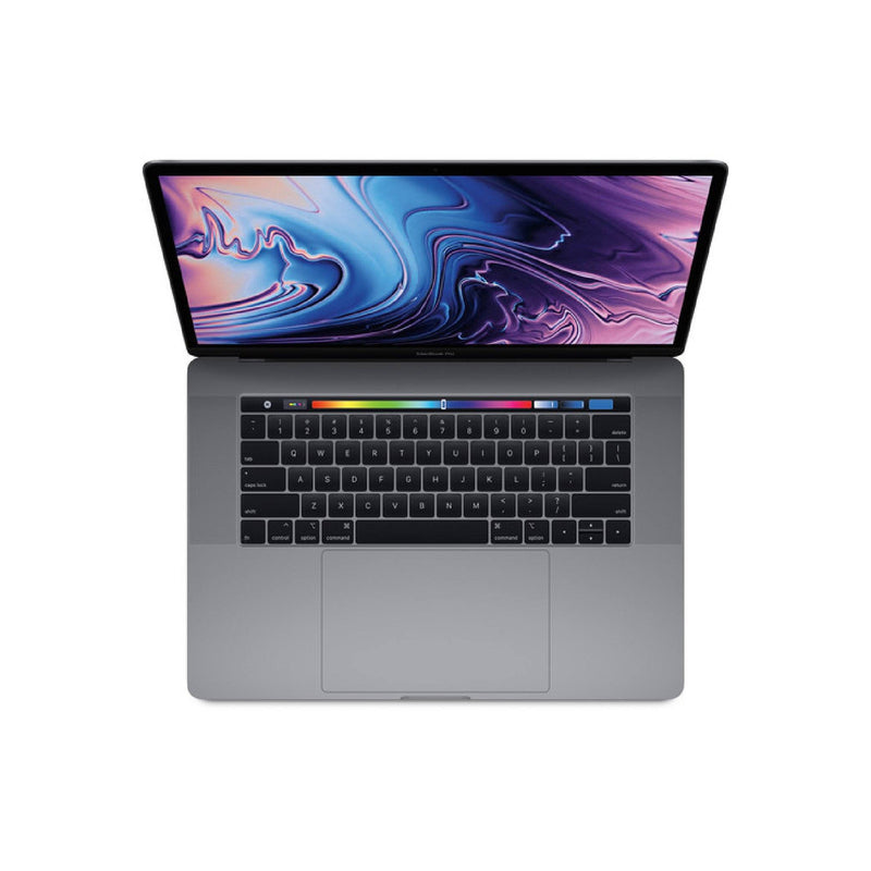 "Apple MacBook Pro 15-Inch ""Core i7"" 2.6 Touch (2018) Space Gray 16GB - 512GB SSD MR942LL/A"
