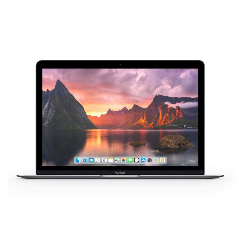 Apple Macbook Core MLH82LL/A 12-inch Retina, (Early 2016)