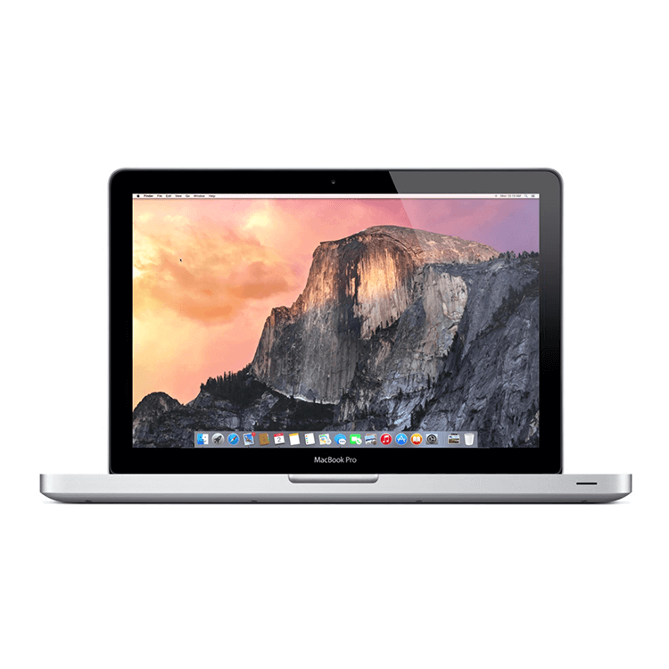 "Certified Used - Refurbished Apple MacBook Pro 13"" Core i7 [2.8] [750GB] [4GB] MD314LL/A"