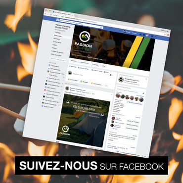 Passion Camping-Groupe Officiel Facebook