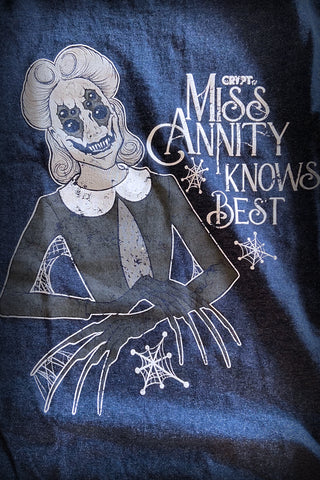 Miss Annity Knows Best Tee