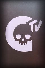 Crypt TV Logo Vinyl Decal