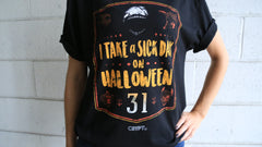 Limited Edition Crypt TV 2018 Halloween Tee