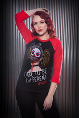 Giggles Dare To Be Different Tee