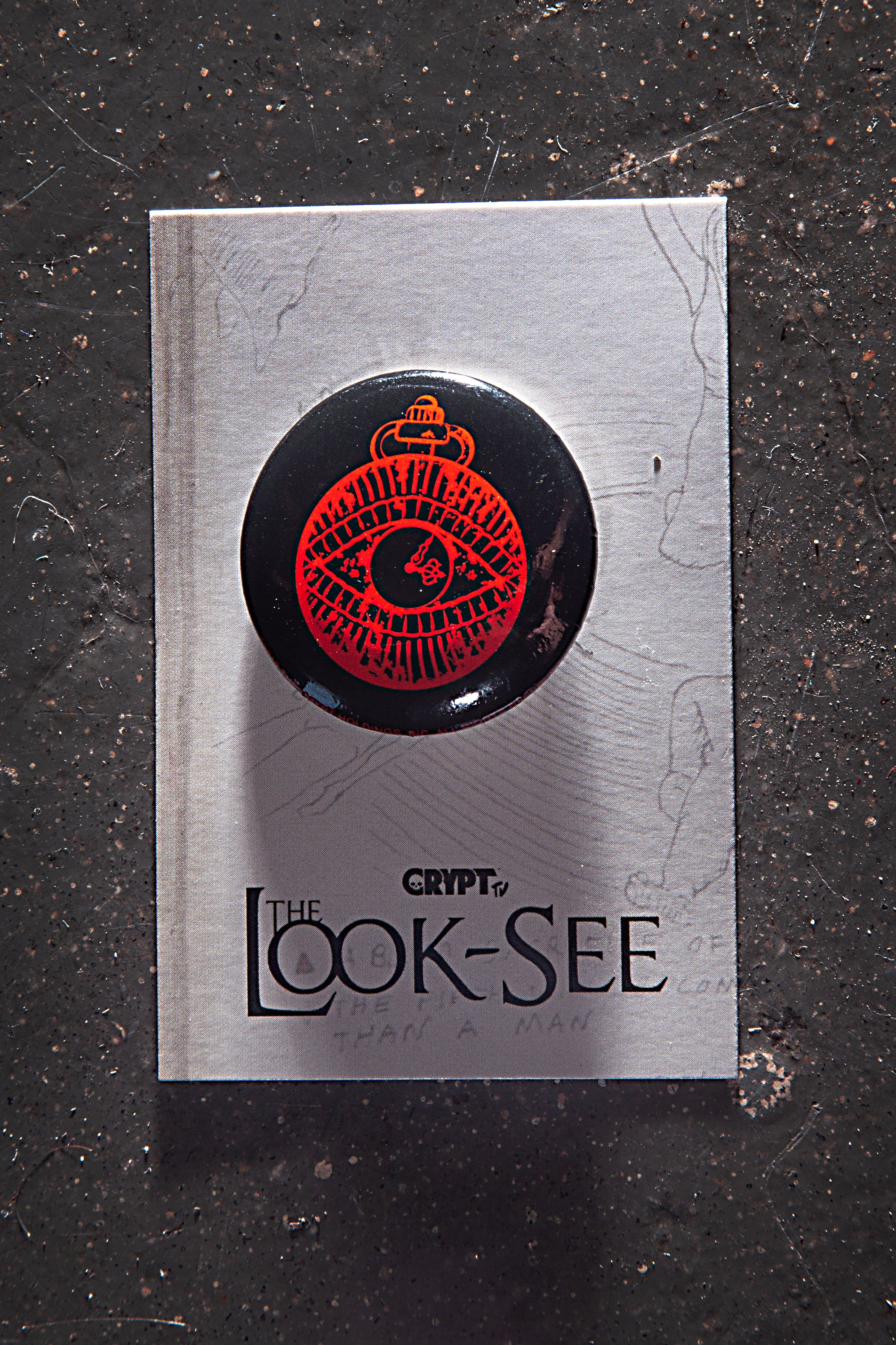 Look-See Button