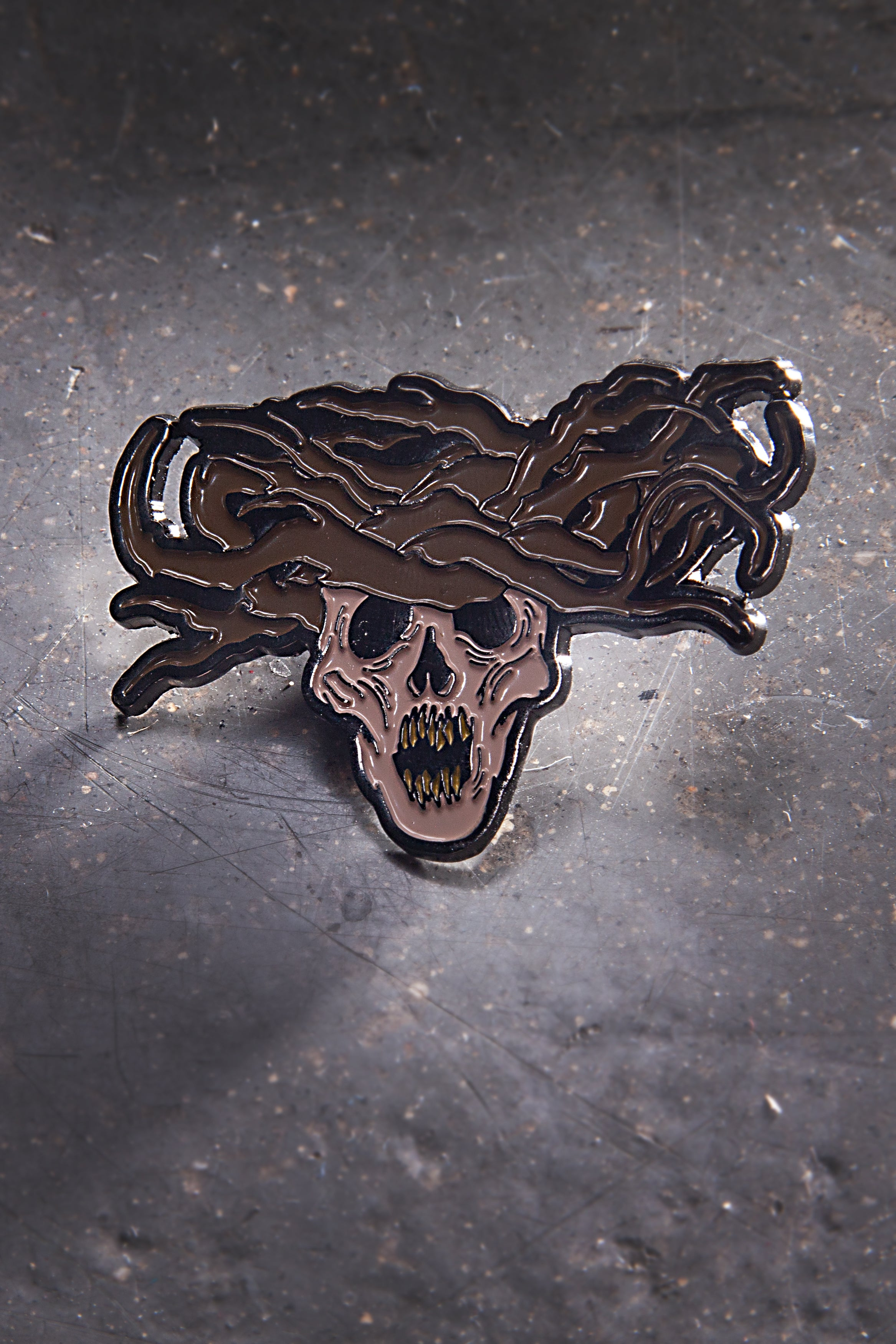 The Birch Enamel Pin
