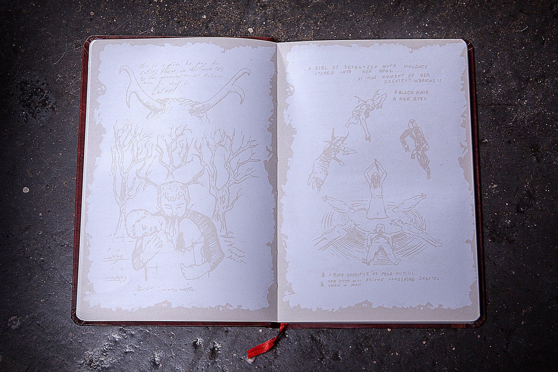Crypt Tome Journal