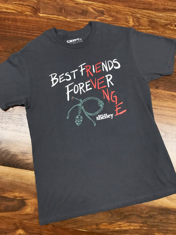 SHELLEY: Best Friends Revenge Tee