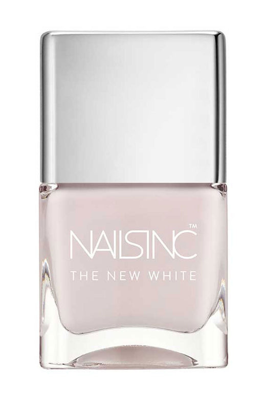 New White White Horse Street Lilac Nailpolish