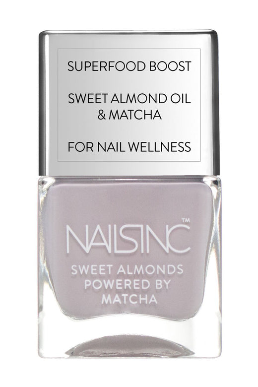 Sweet Almond Cornwall Gardens Cool Grey Nailpolish