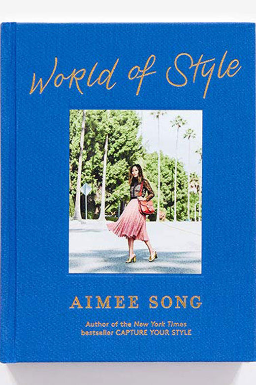 World of Style Aimee Song
