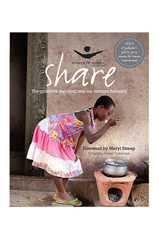SHARE - Women for Women Cookbook