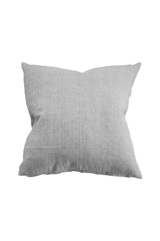 Indira Concrete Linen Cushion 55x55cm