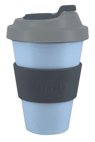 Reuseable Bamboo Karistad Coast Charcoal Grey Cup