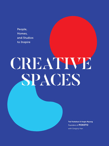 Creative Spaces: People, Homes + Studios to Inspire