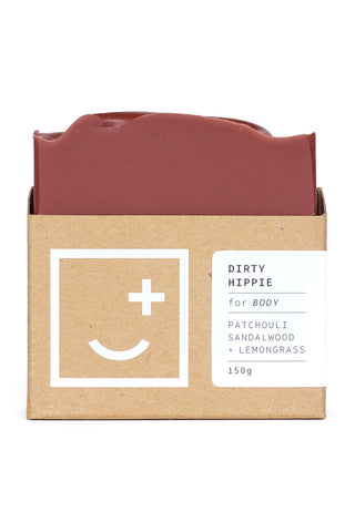 Dirty Hippie Body Bar