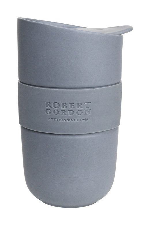 Journey Travel Matte Grey Mug