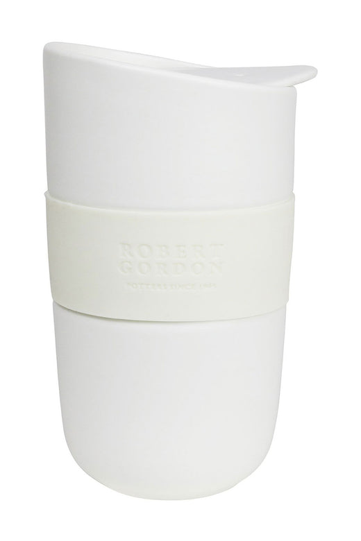 Journey Travel Matte White Mug