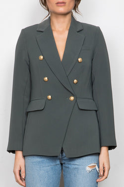 Expectations Moss Blazer