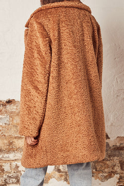 Highpoint Caramel Coat