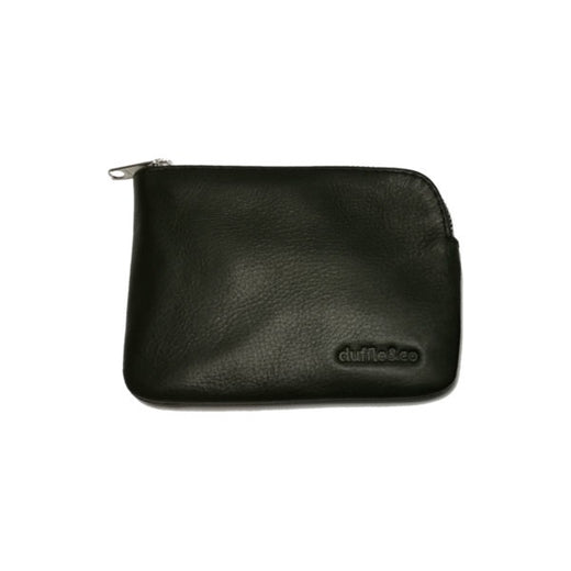 The Cooke Black Leather Pouch
