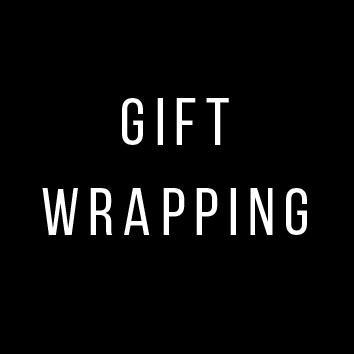 GIFT WRAPPING DONATION $2