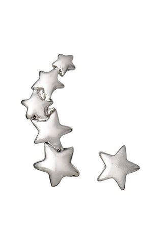 Ava Shooting Star Crawler Earring