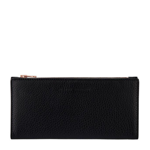 In The Beginning Black Wallet