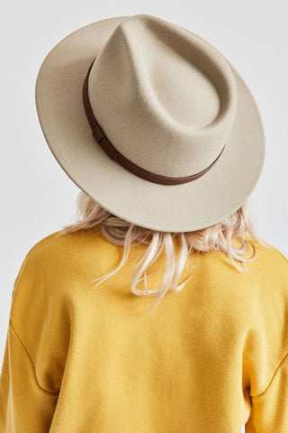 Messer Fedora Rock Felt Hat