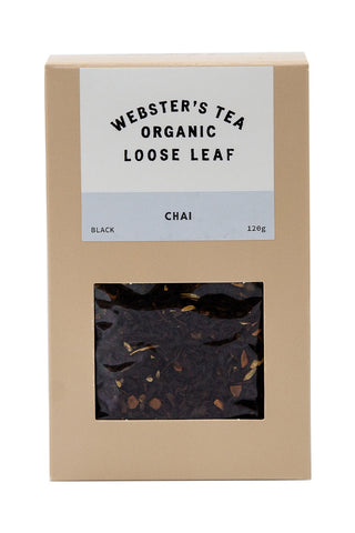 Organic Chai Tea Pack 120g