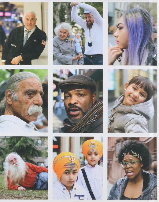 Humans of New York: The Stories