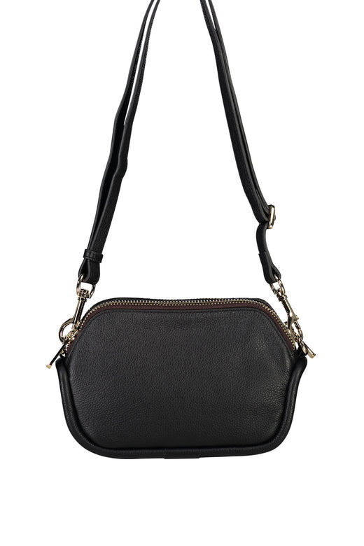 Odile Black Rectangle Shoulder Bag