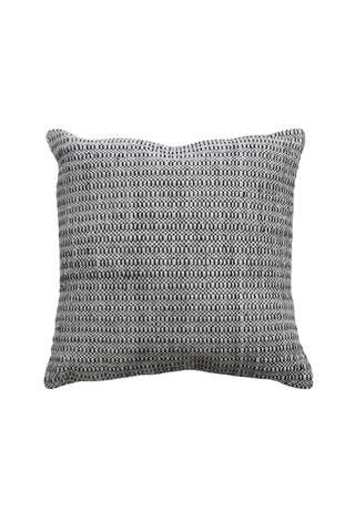 Archer Ivory Black Cushion 50x50cm