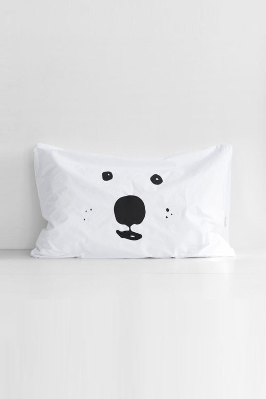Bear Face Pillowcases