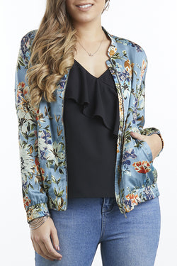 Orlando Giant Blue Bouquet Bomber