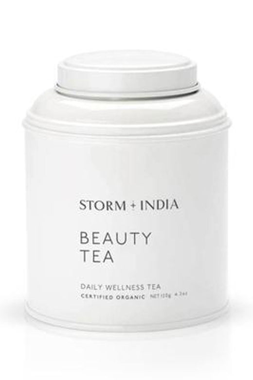 Beauty Tea Tin