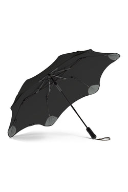 Metro Compact Black Umbrella
