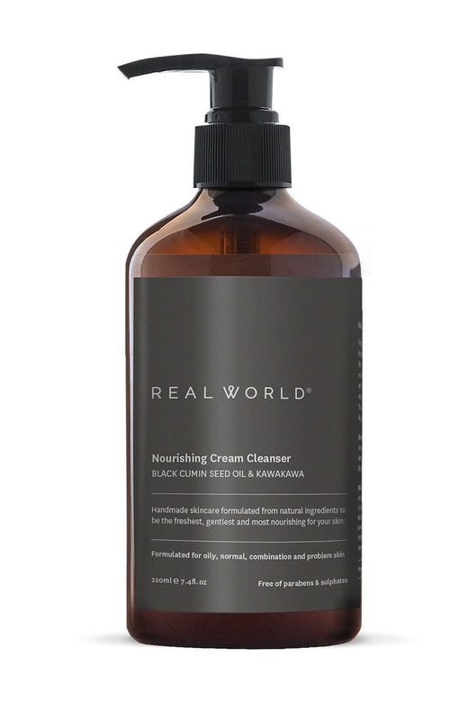 Nourishing Foaming Gel Cleanser