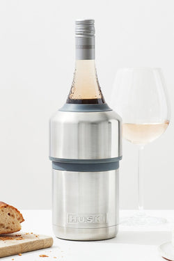 Brushed Stainless Wine Cooler